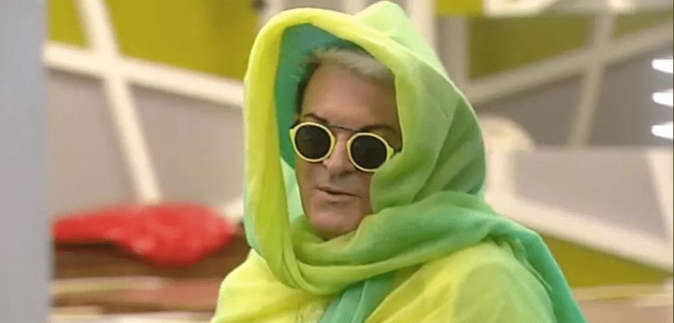 GF VIP 2, Cristiano Malgioglio lascia la Casa? 'Lunedì il mio colpo di scena'