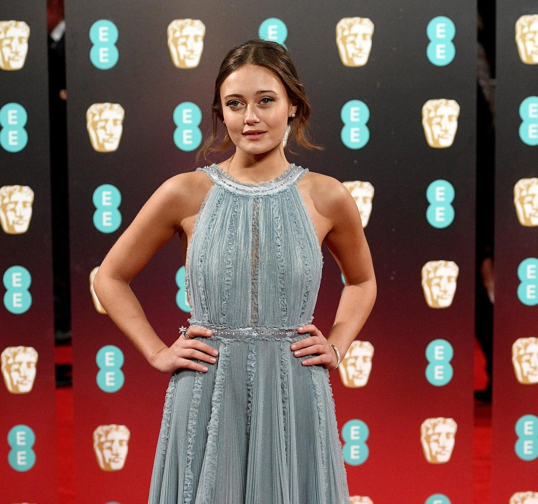 Arrivals 2017 EE British Academy Film Awards