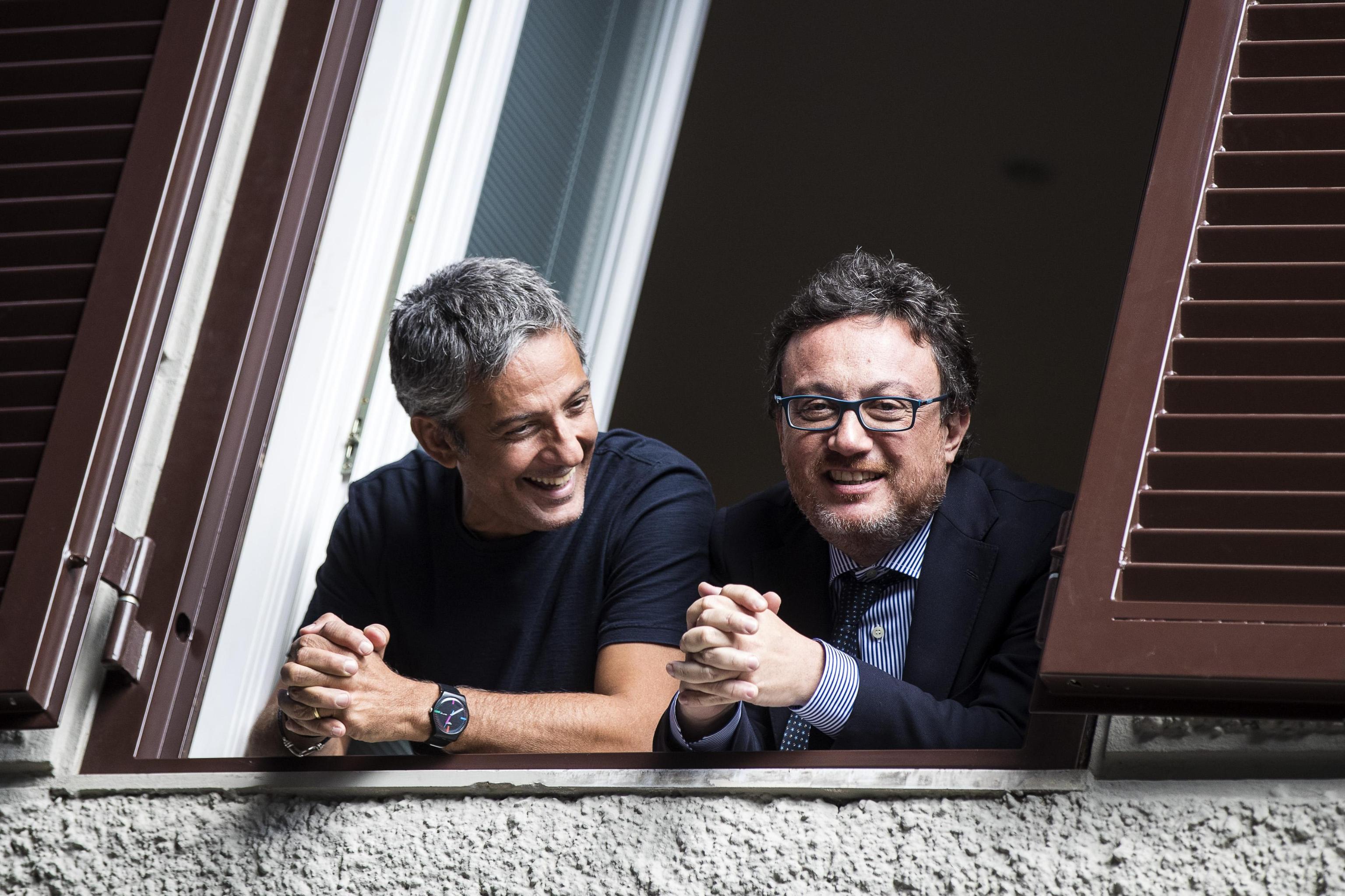 Fiorello incontra Mario Orfeo per un progetto Rai? 'Credo voglia passare a Sky'