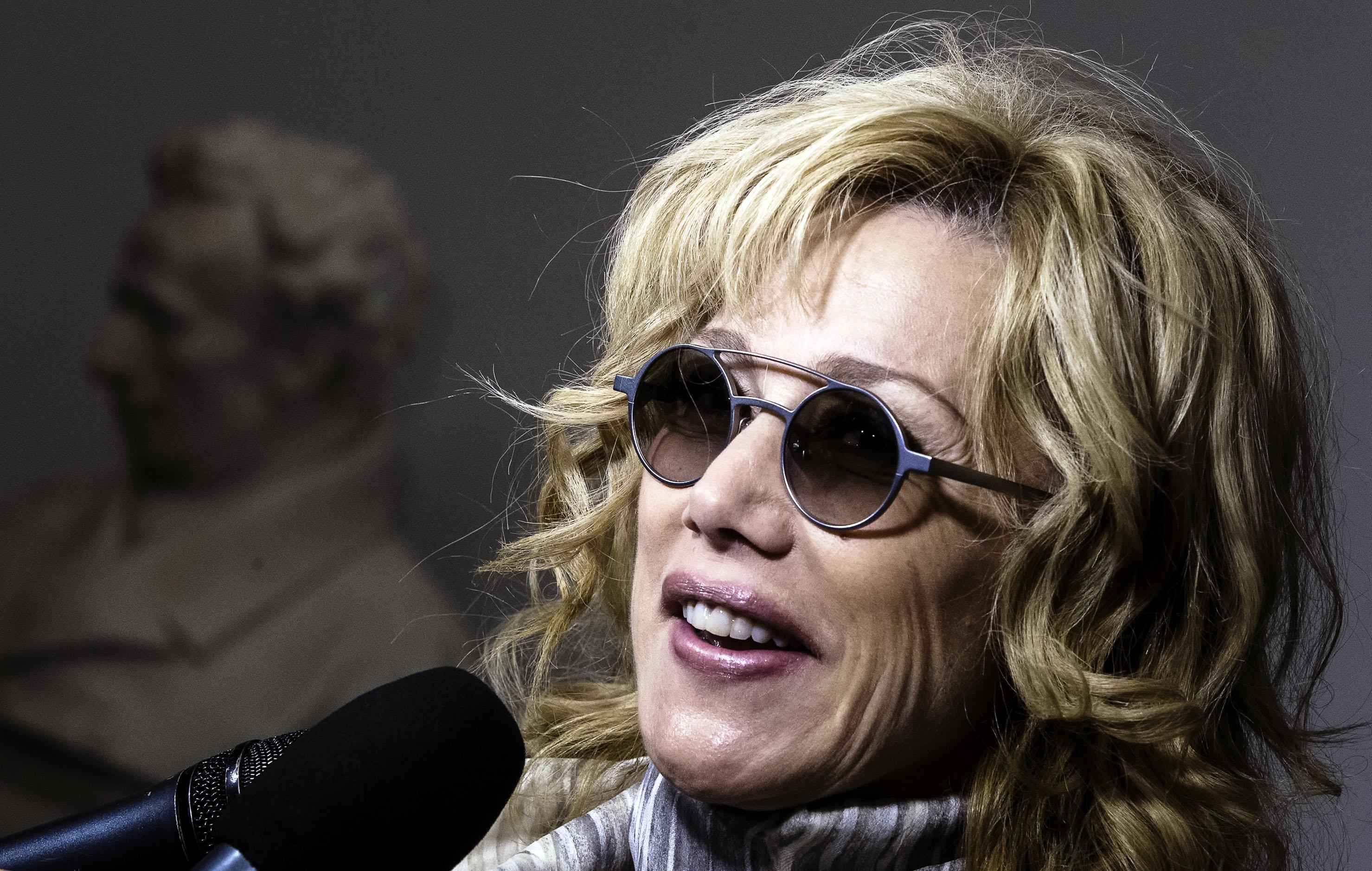 Nancy Brilli, il nuovo fidanzato è Nunzio Alfredo D'Angieri? L'attrice e l'ambasciatore paparazzati a Roma
