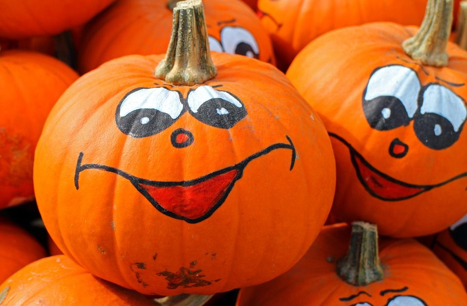 Personalita zucca di Halloween 1