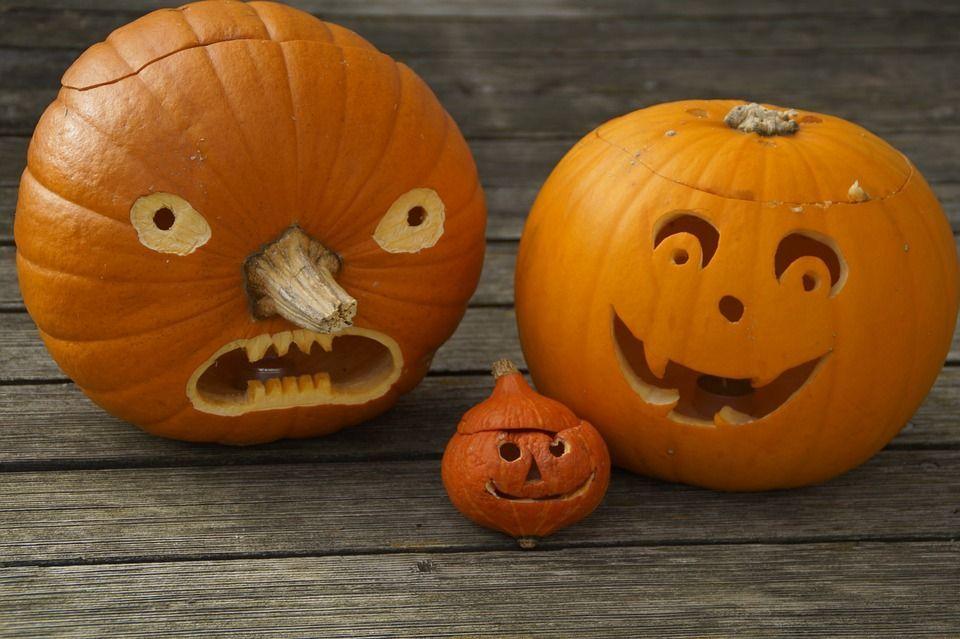 Personalita zucca di Halloween 2