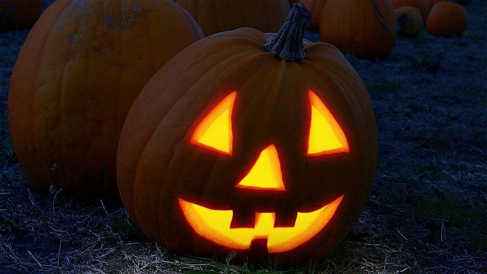 Personalita zucca di Halloween 3