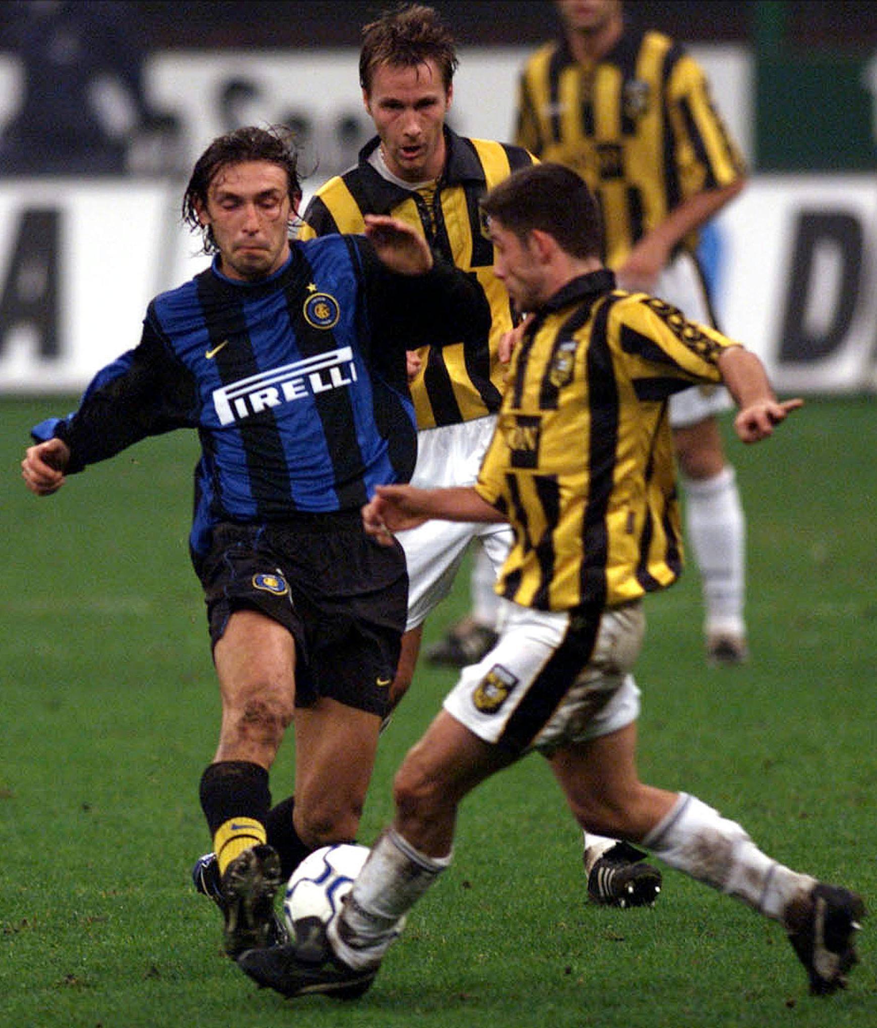Andrea Pirlo all'Inter