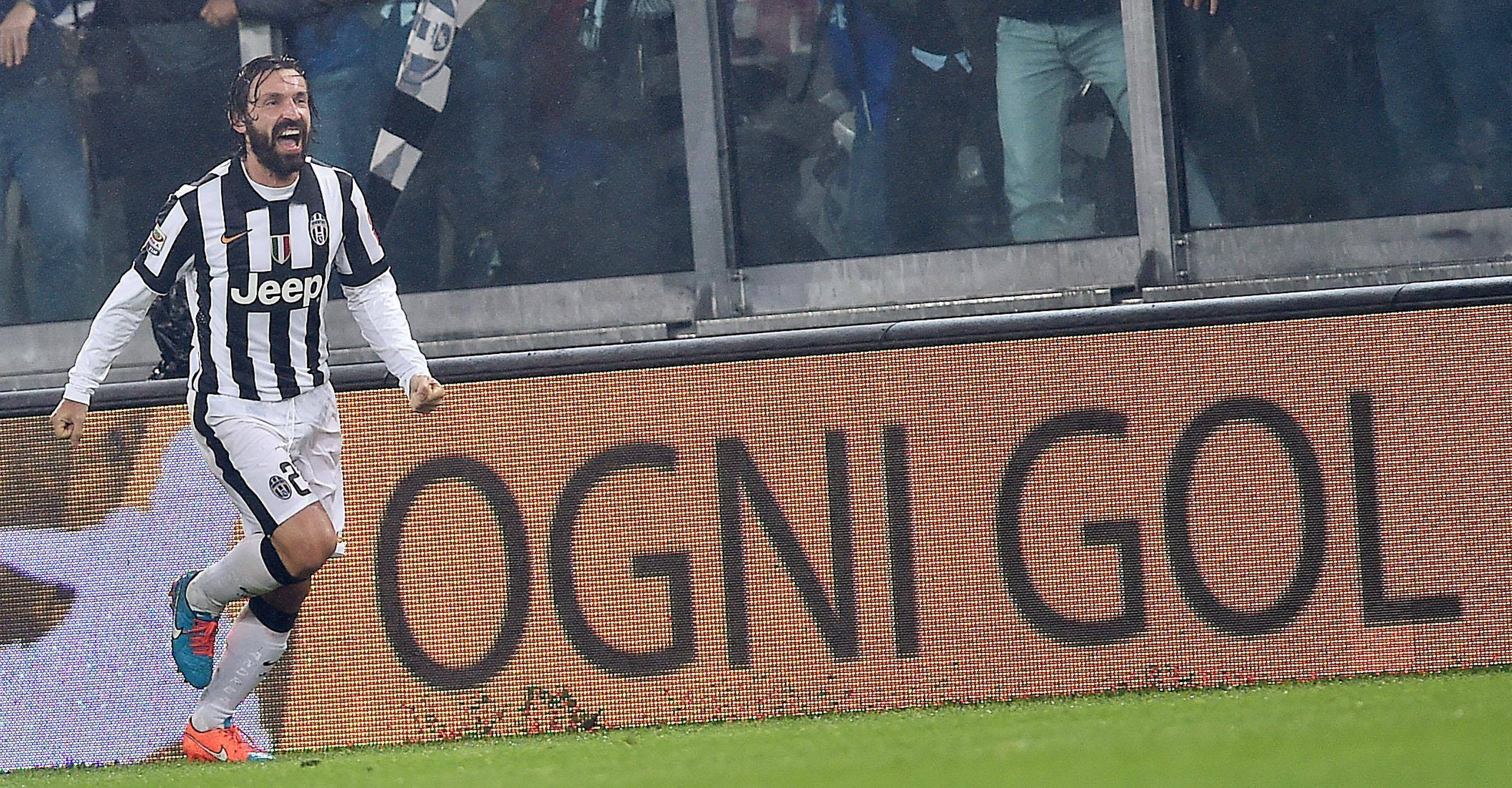 Pirlo alla Juventus