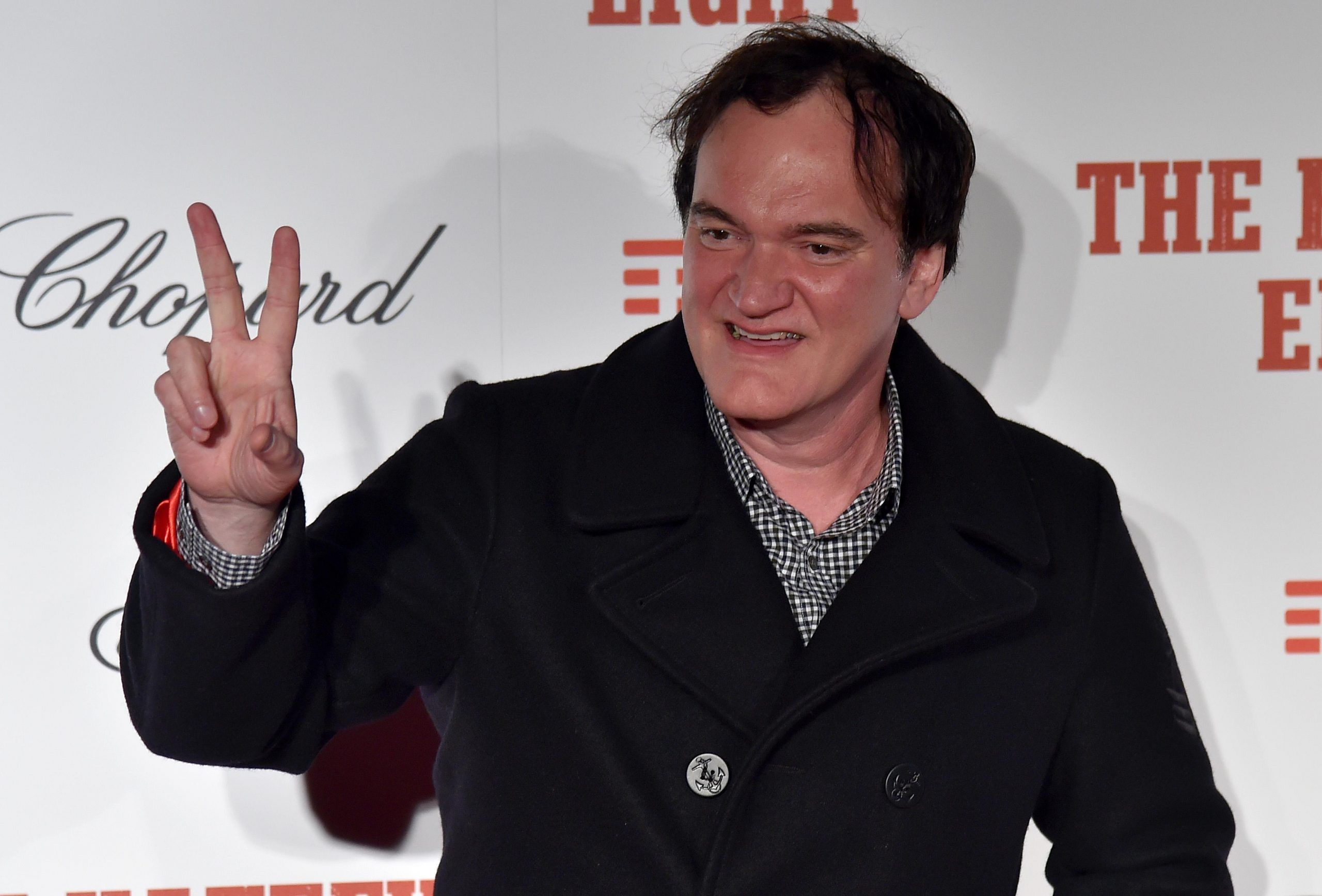 Italian premiere of 'The Hateful Eight' in Rome