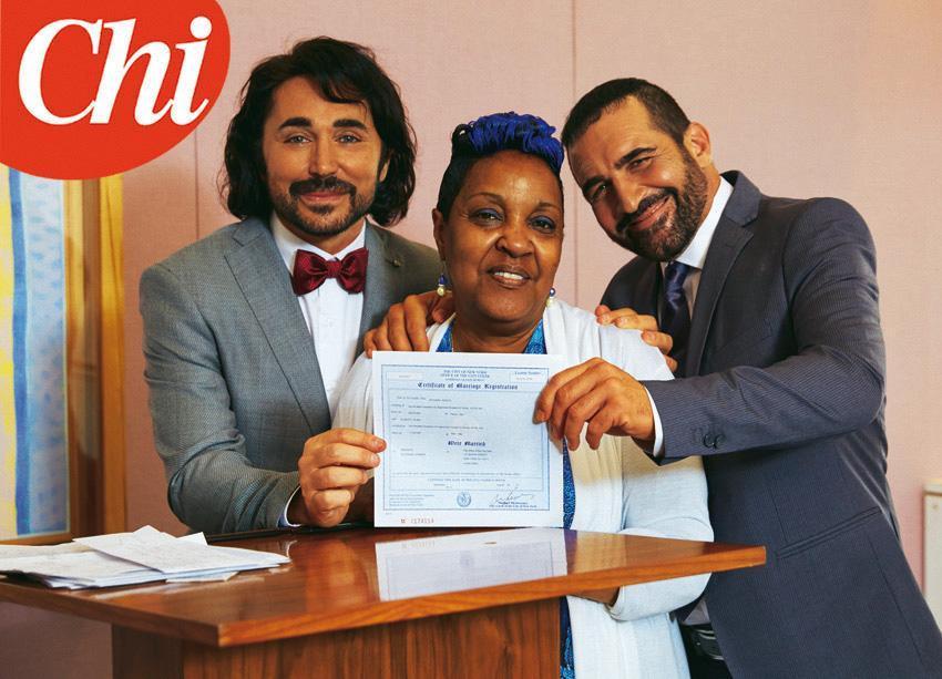 Shalpy divorzia da Roberto Blasi: 'Non siamo più marito e marito'