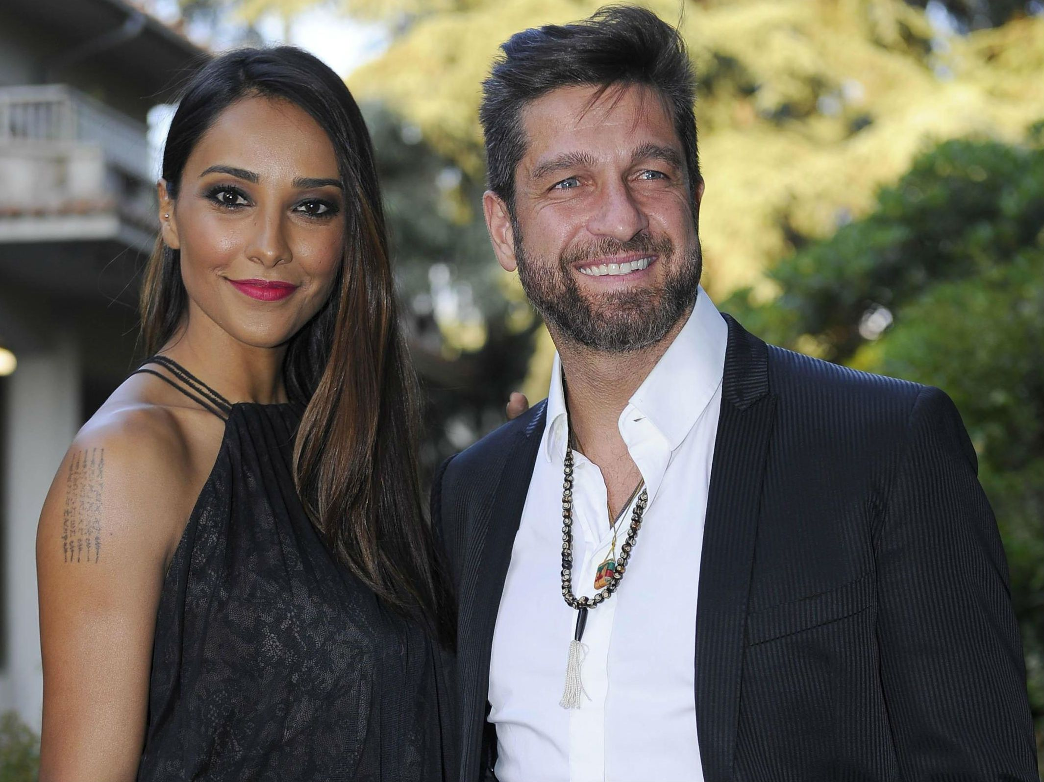 Edoardo Stoppa e Juliana Moreira sposi: il matrimonio a novembre 2017