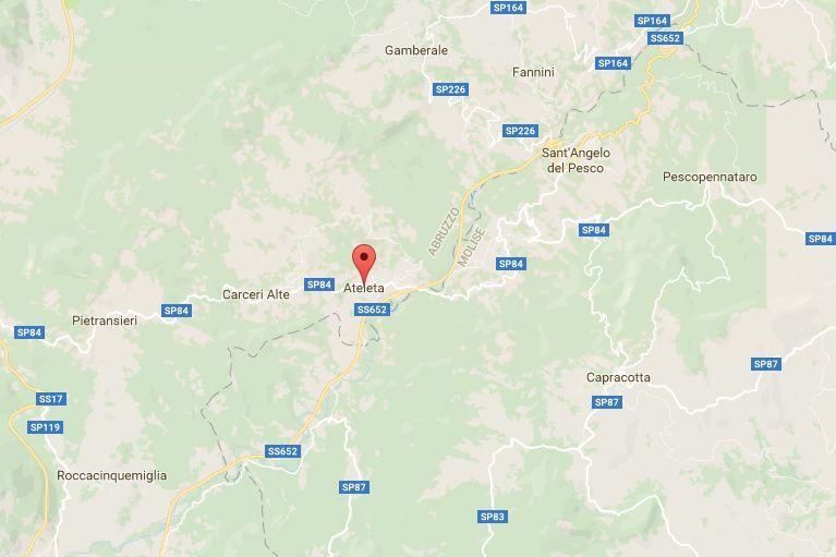 Terremoto oggi, 16 ottobre 2017, in Centro Italia e Sicilia: scossa intensa all'Aquila
