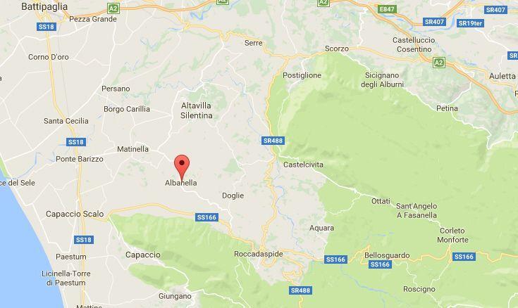 Terremoto in Campania: scossa nel salernitano avvertita dalla popolazione