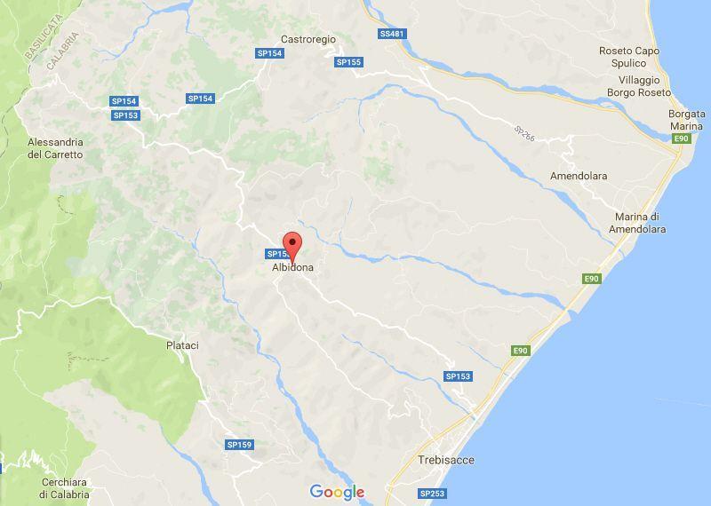 Terremoto in Centro e Sud Italia: colpita la Calabria e il Lazio
