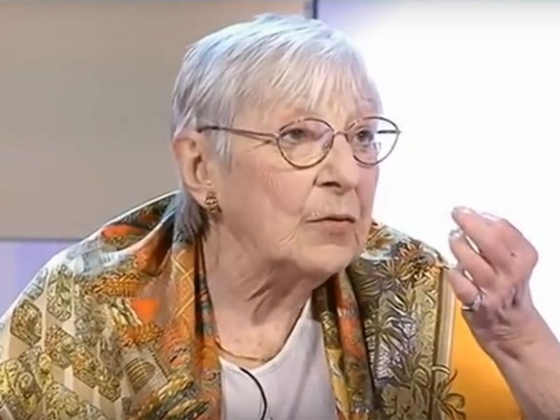 Morta Amalia Signorelli antropologa