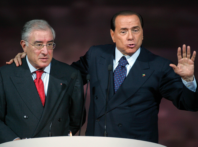 Stragi di mafia 1993, Berlusconi e Dell'Utri indagati a Firenze
