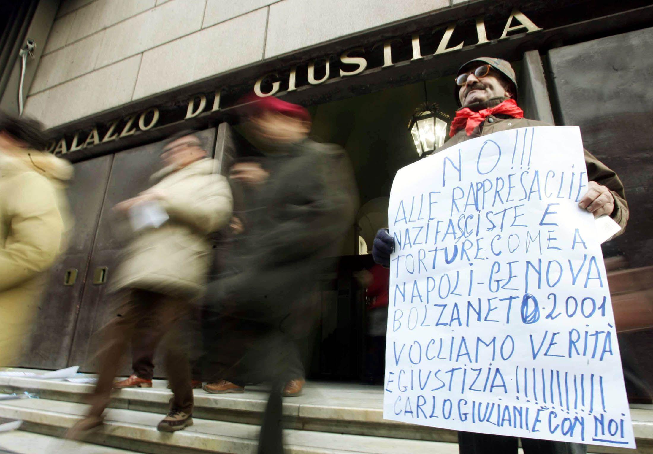 G8 Genova, a Bolzaneto fu tortura: la Corte di Strasburgo condanna l'Italia