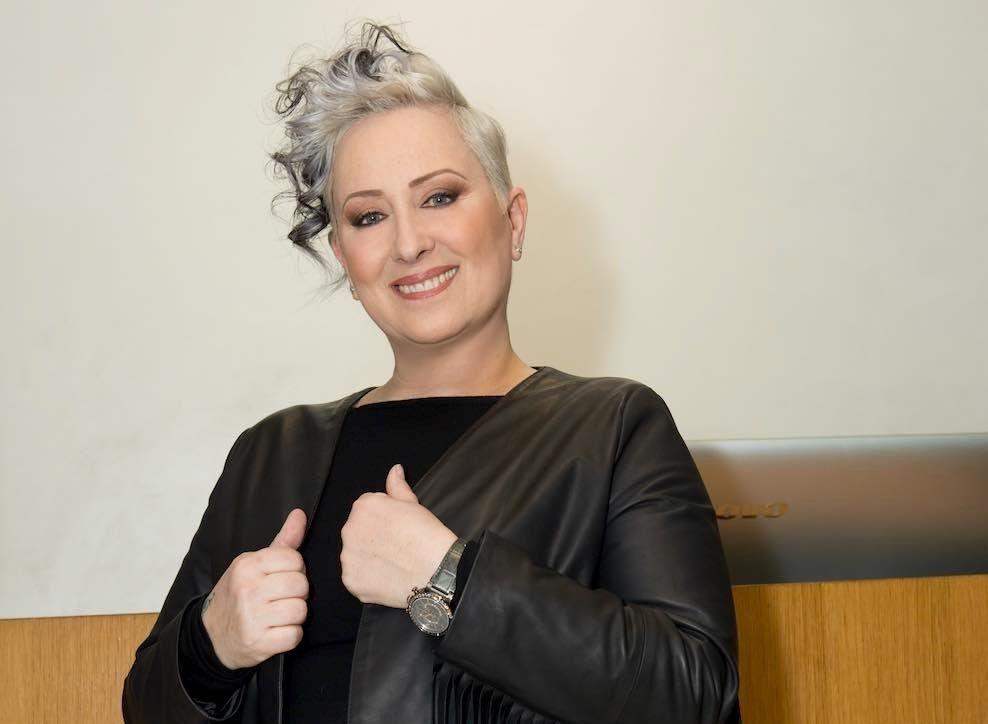 Carolyn Smith: 'A Ballando con le Stelle vorrei Giuseppe Zeno e Giusy Buscemi', intervista