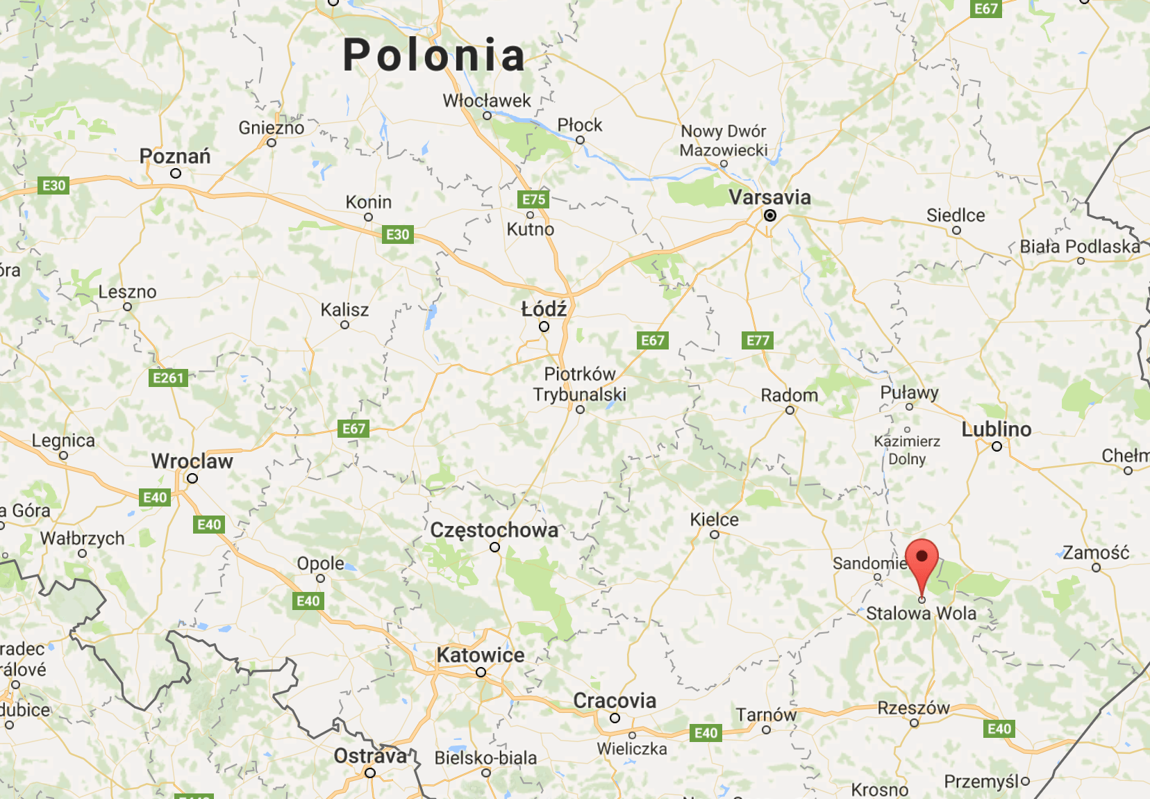 Polonia, attacco in un centro commerciale: un morto e otto feriti