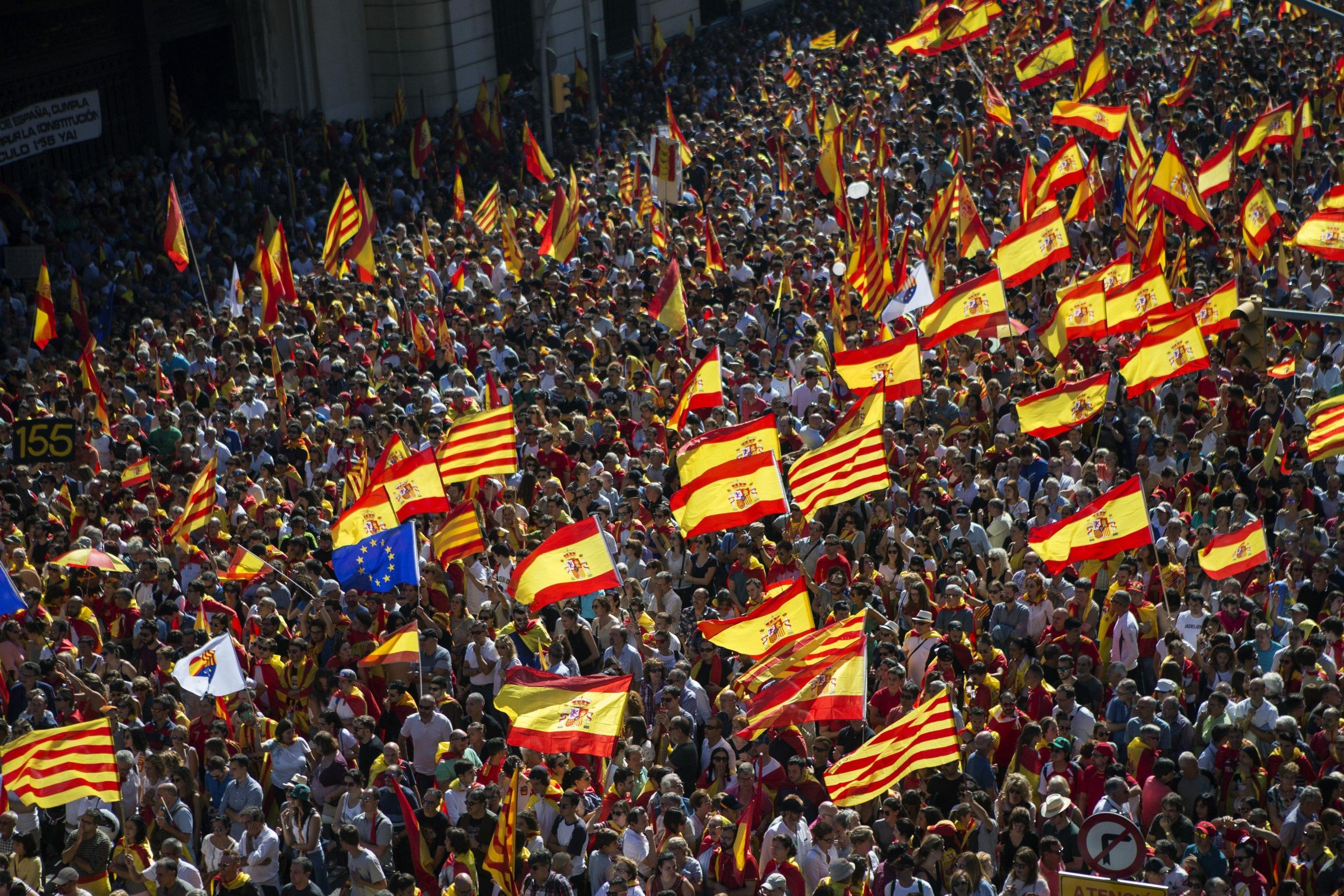 Indipendenza Catalogna, spunta un piano segreto per la secessione