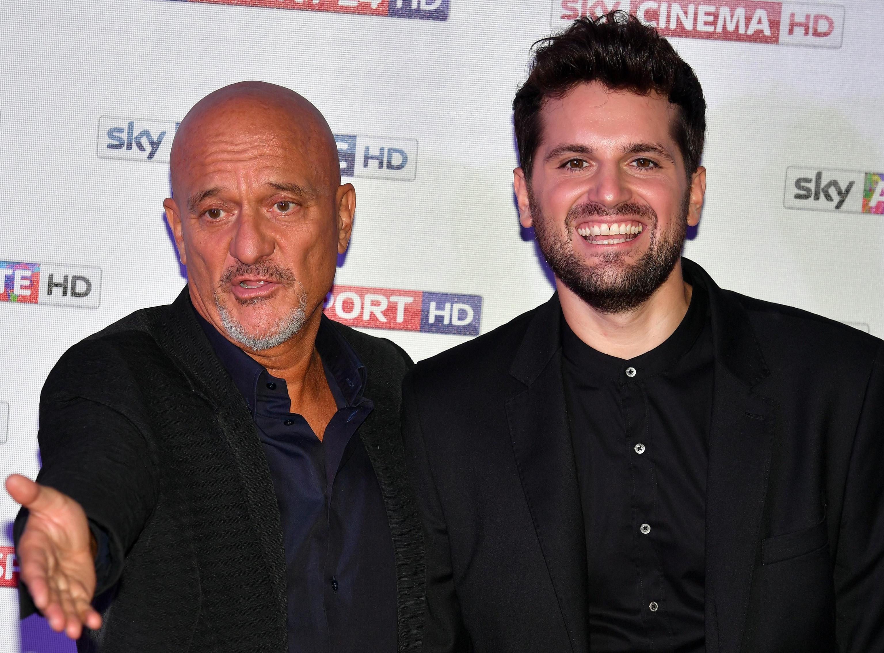 'The Comedians' con Claudio Bisio e Frank Matano: su Tv8 la nuova serie comedy