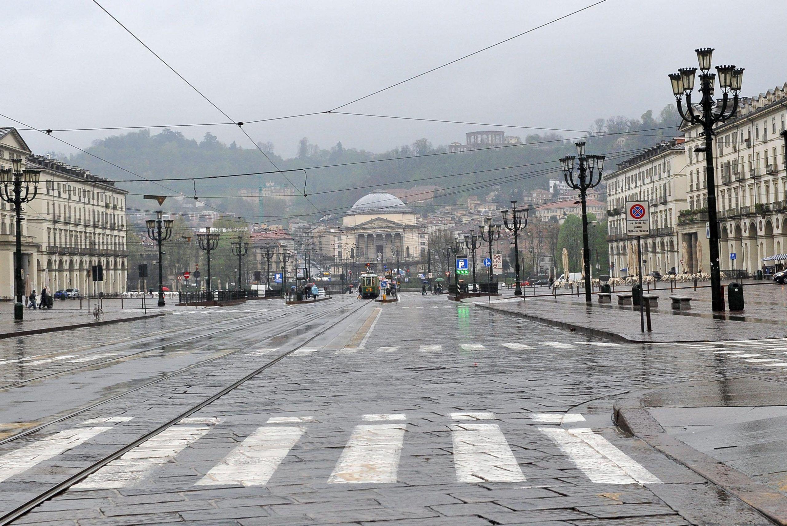Blocco del traffico Torino: fermo a oltranza per i diesel fino all'euro 4