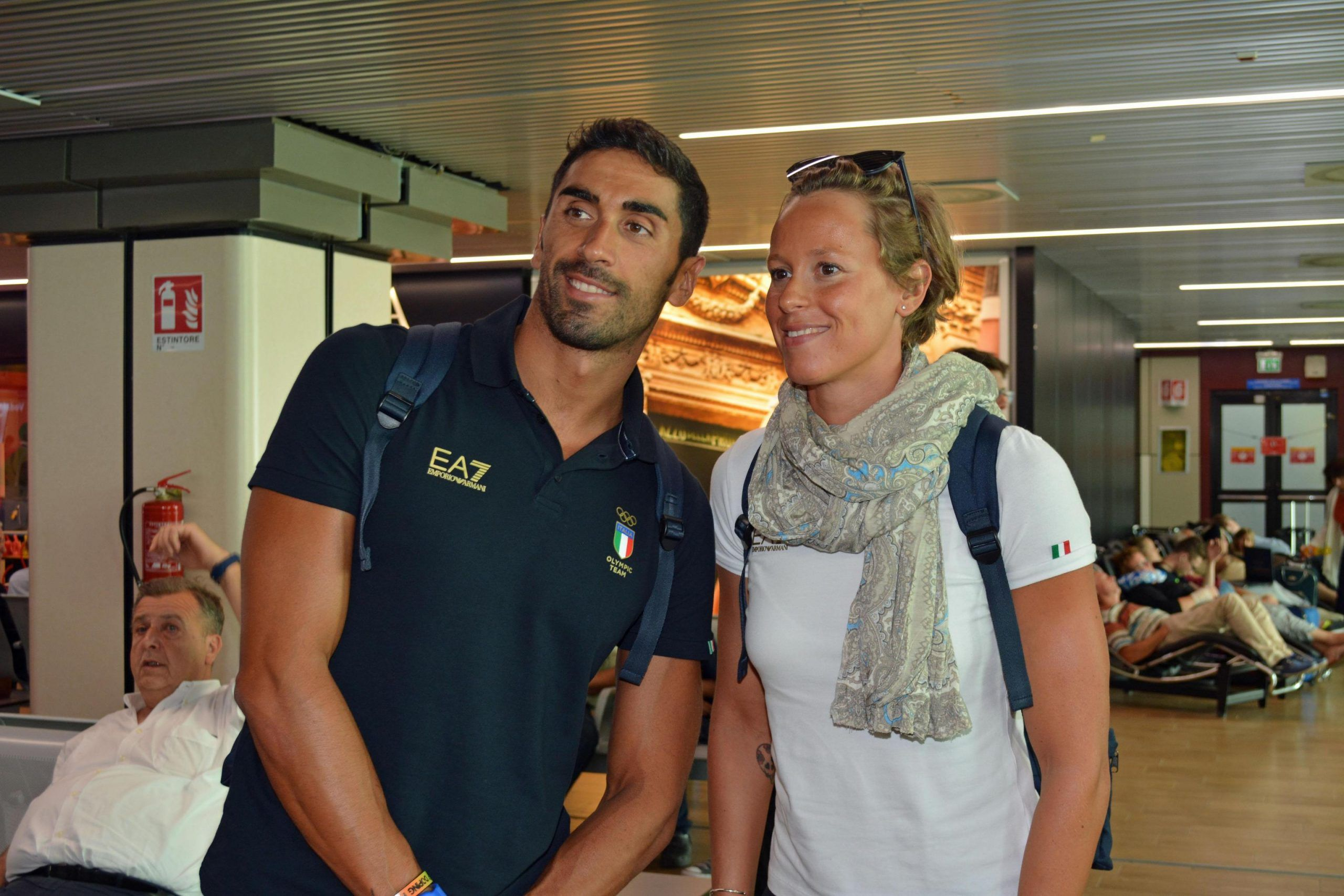 Rio: Italia Team;Pellegrini, orgogliosa essere portabandiera