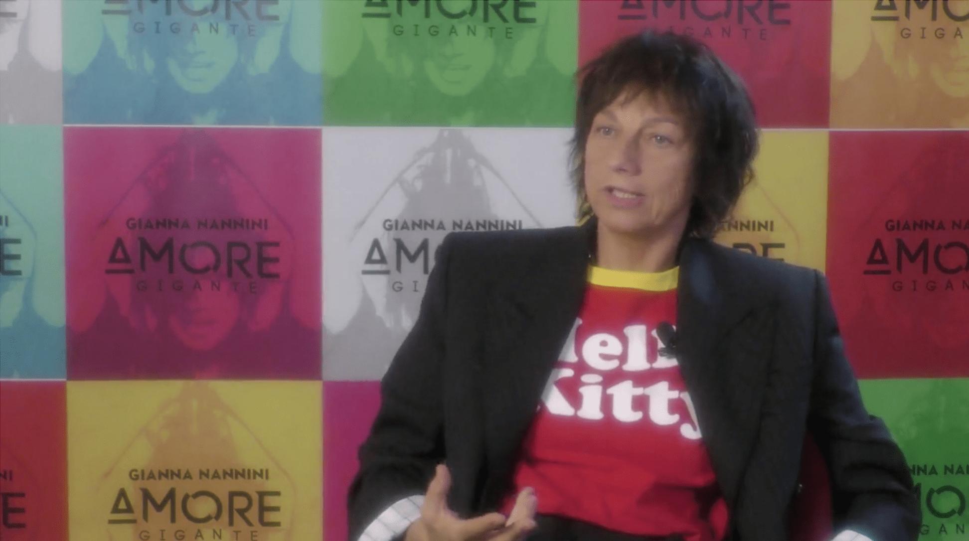 'Amore Gigante', Gianna Nannini pubblica il nuovo album: 'Amplifica tutti i tipi di amore'
