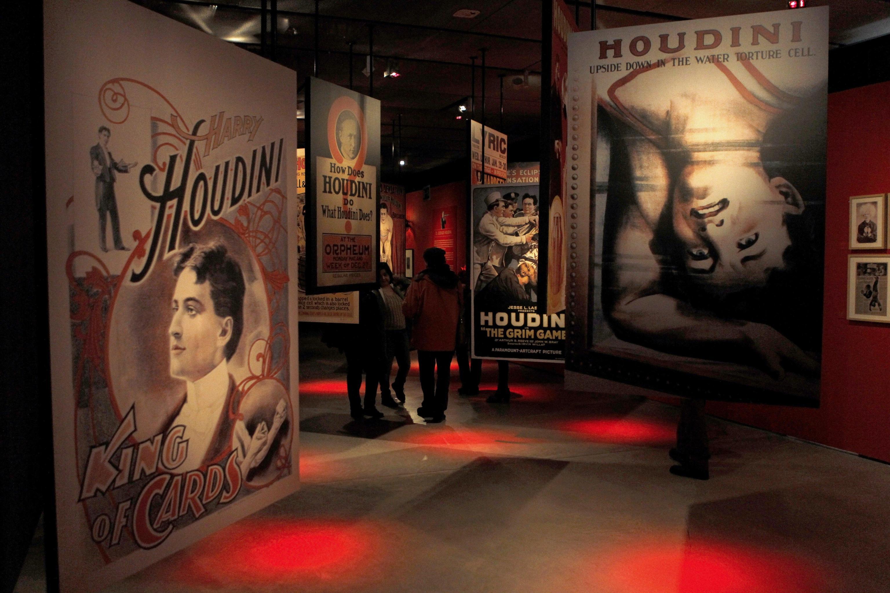 Halloween curiosita Houdini