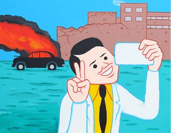 Joan Cornellà, chi è l'illustratore irriverente spagnolo