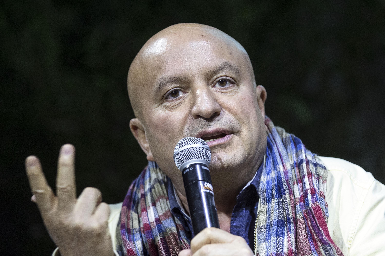 Maurizio Ferrini oggi: 'Ho sofferto la fame per aver detto troppi no'