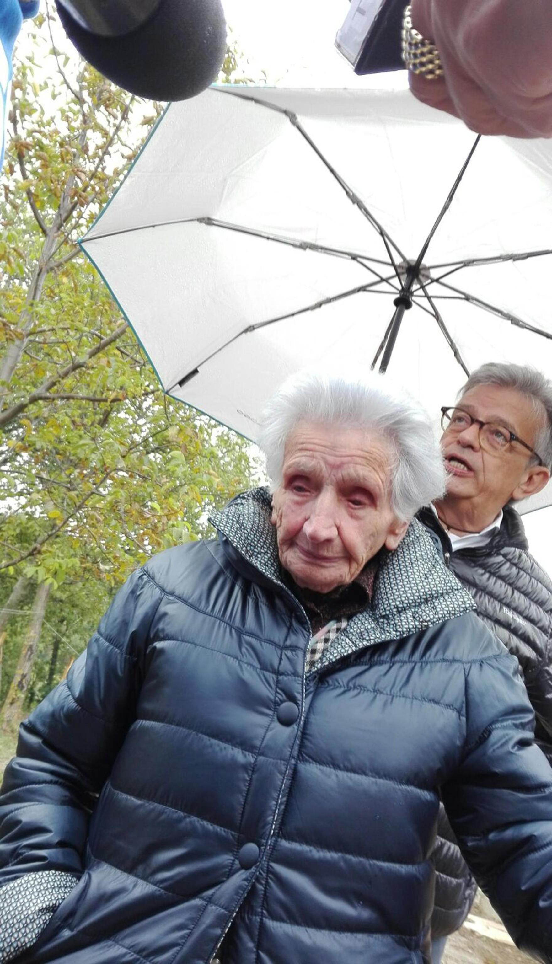 Terremoto: sfratto Peppina