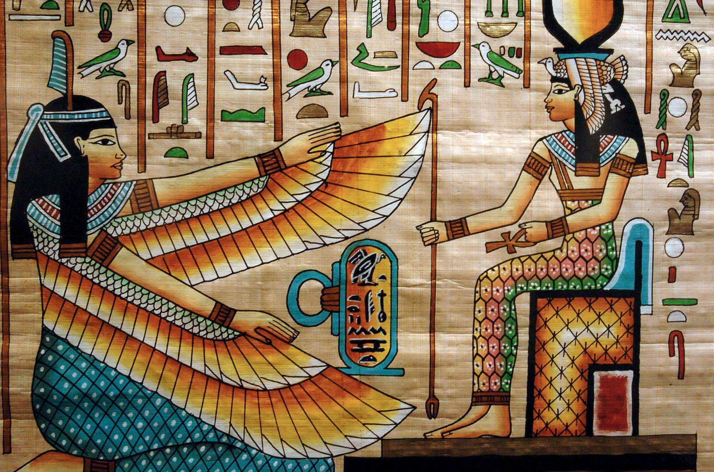papiro egizio