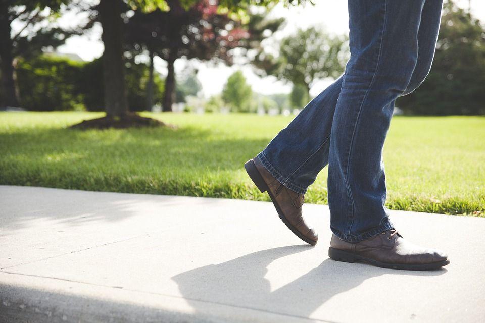 passeggiare