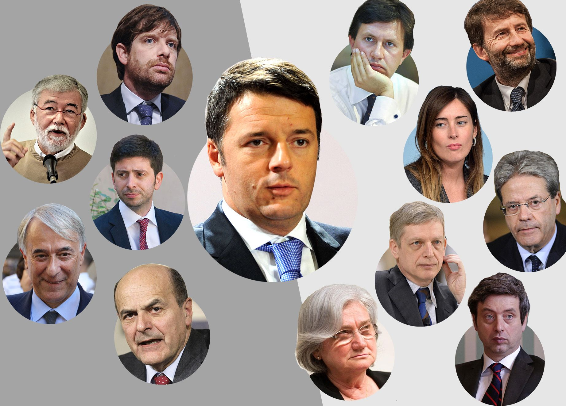 Partito democratico 10 anni