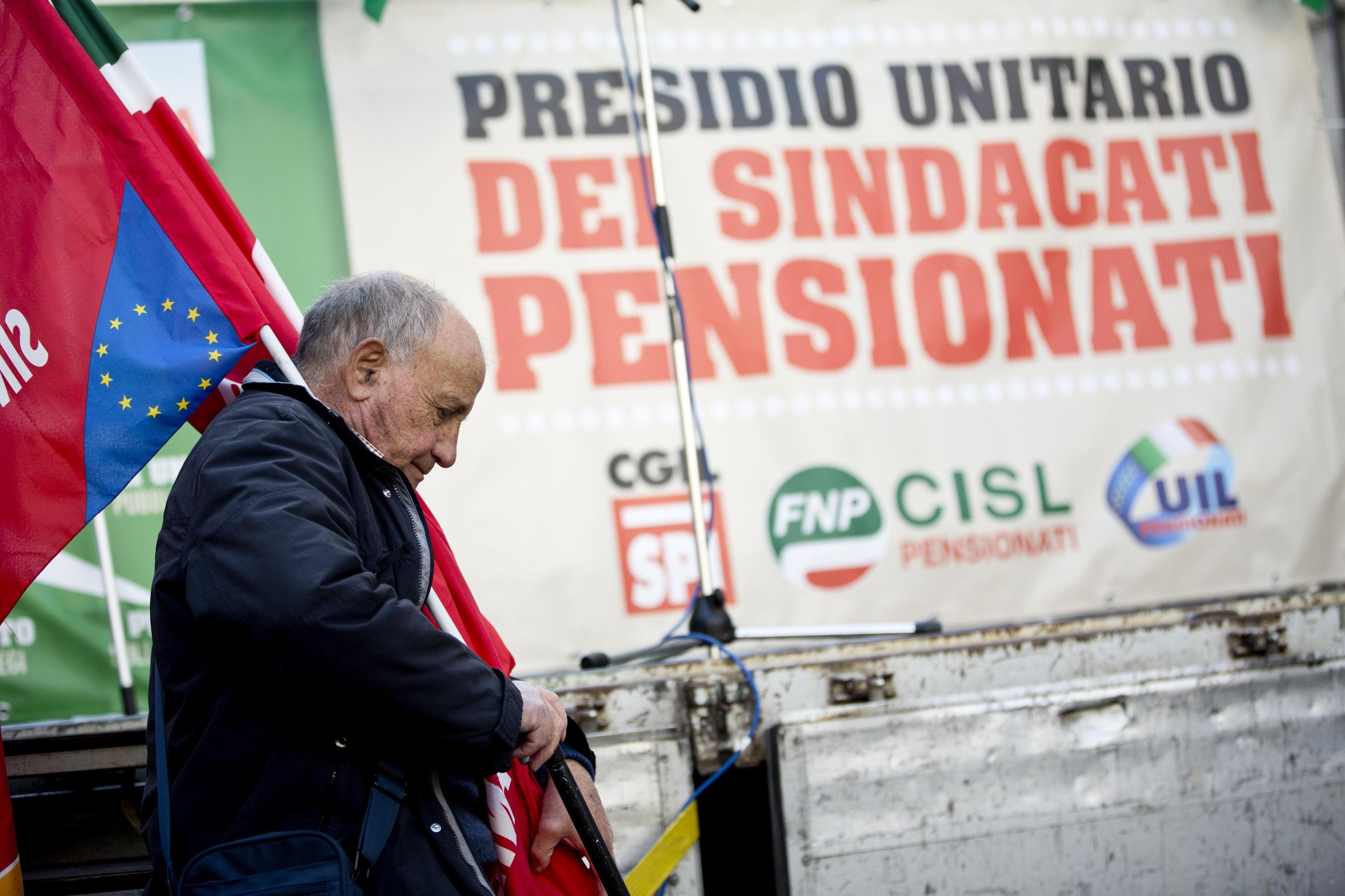 Pensioni: manifestazione a Firenze il 14 ottobre, sindacati in piazza per la flessibilità