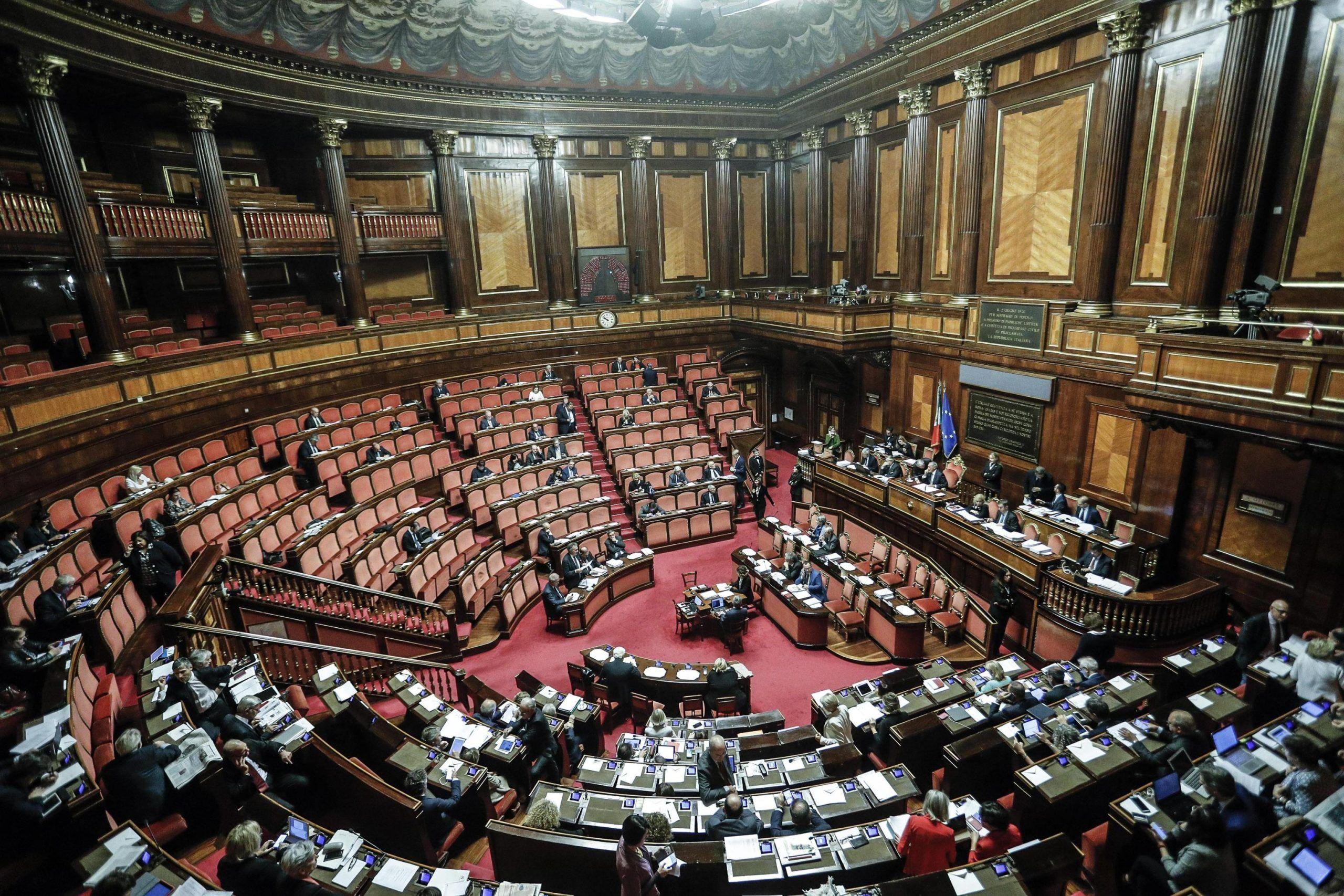 Def: cominciata discussione generale in Aula Senato
