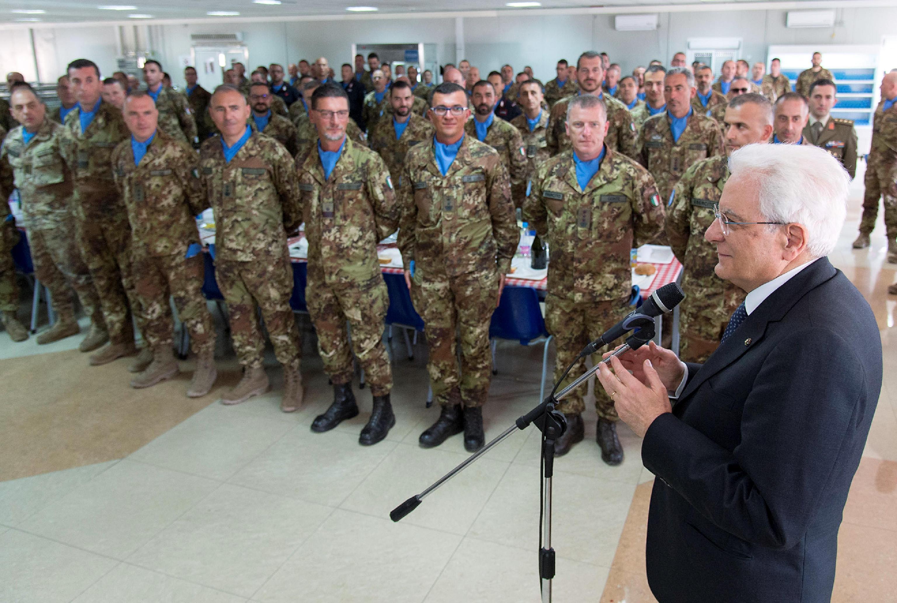 Esercito, requisiti fisici non più vincolanti: avremo soldati con la pancetta?