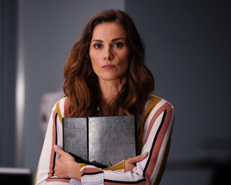Stefania Spampinato in Grey's Anatomy: un'italiana nel cast della serie TV