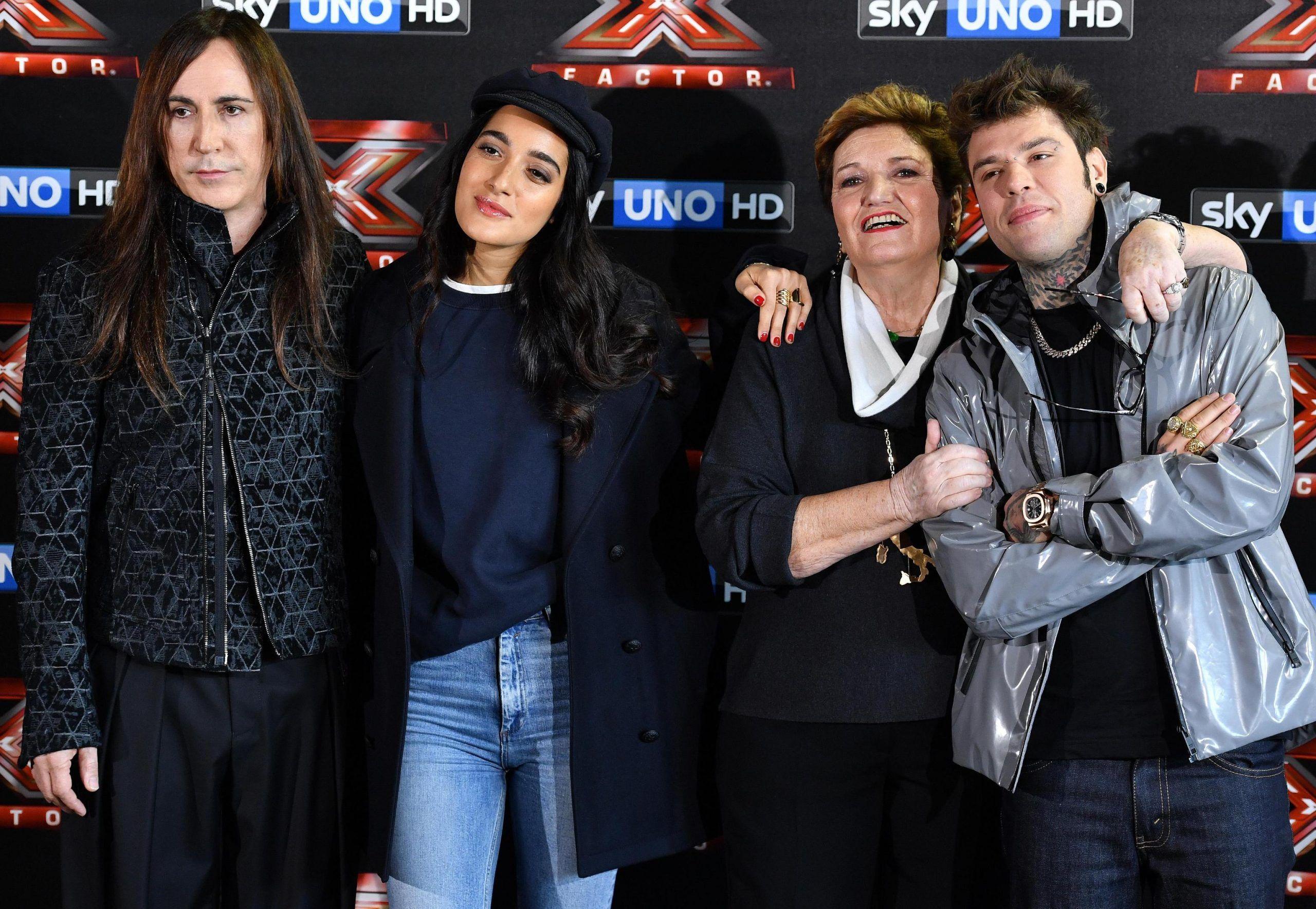 X Factor Italia 2017, Live: data di inizio, ospiti e i 12 concorrenti in gara