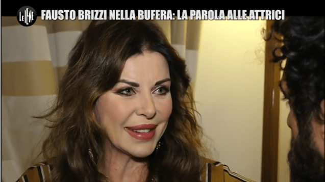 Alba Parietti a Le Iene: 'Molestata a 17 anni da un produttore, non faccio i nomi per paura'