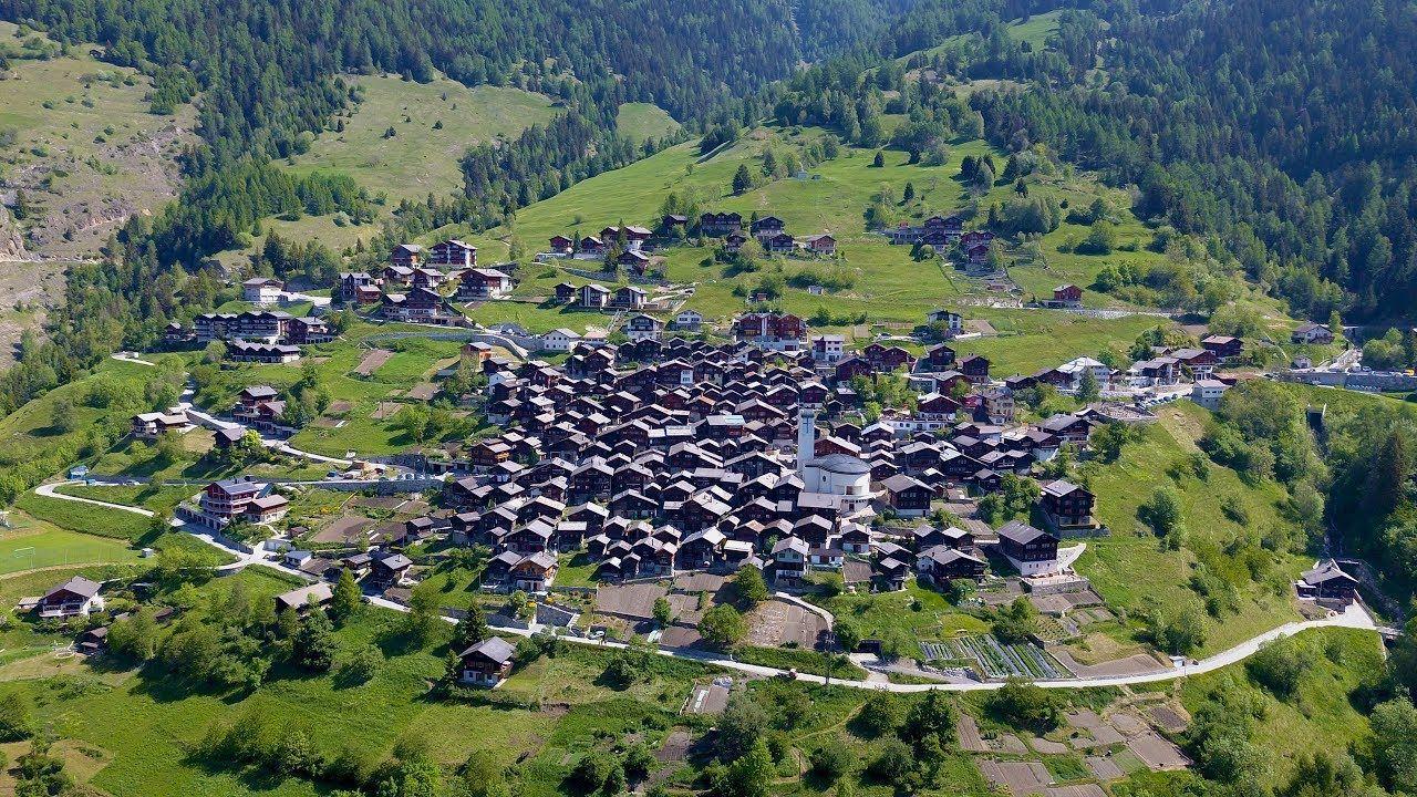 Volete andare a vivere in Svizzera? Ad Albinen potete ricevere fino a 60mila euro