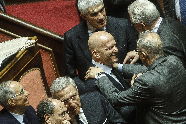 ++ Migranti: Senato, ok voto fiducia decreto con 145 sì ++
