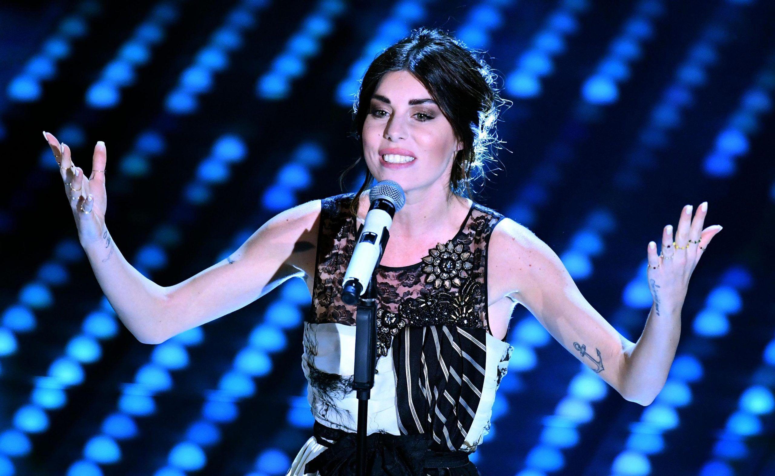 Sanremo: seconda serata; Bianca Atzei