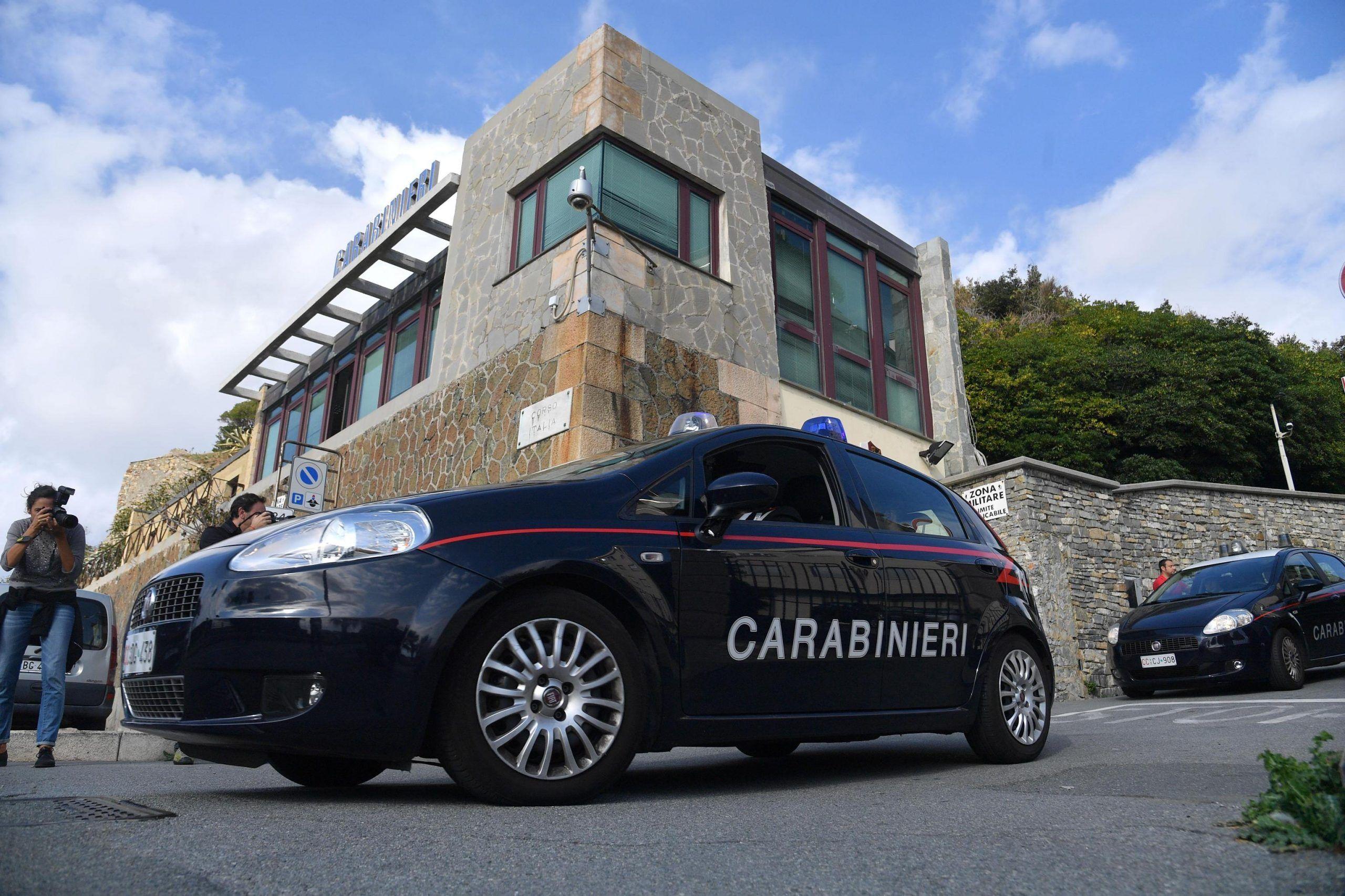 Operazione antidroga Cc in vicoli Genova, 38 arresti