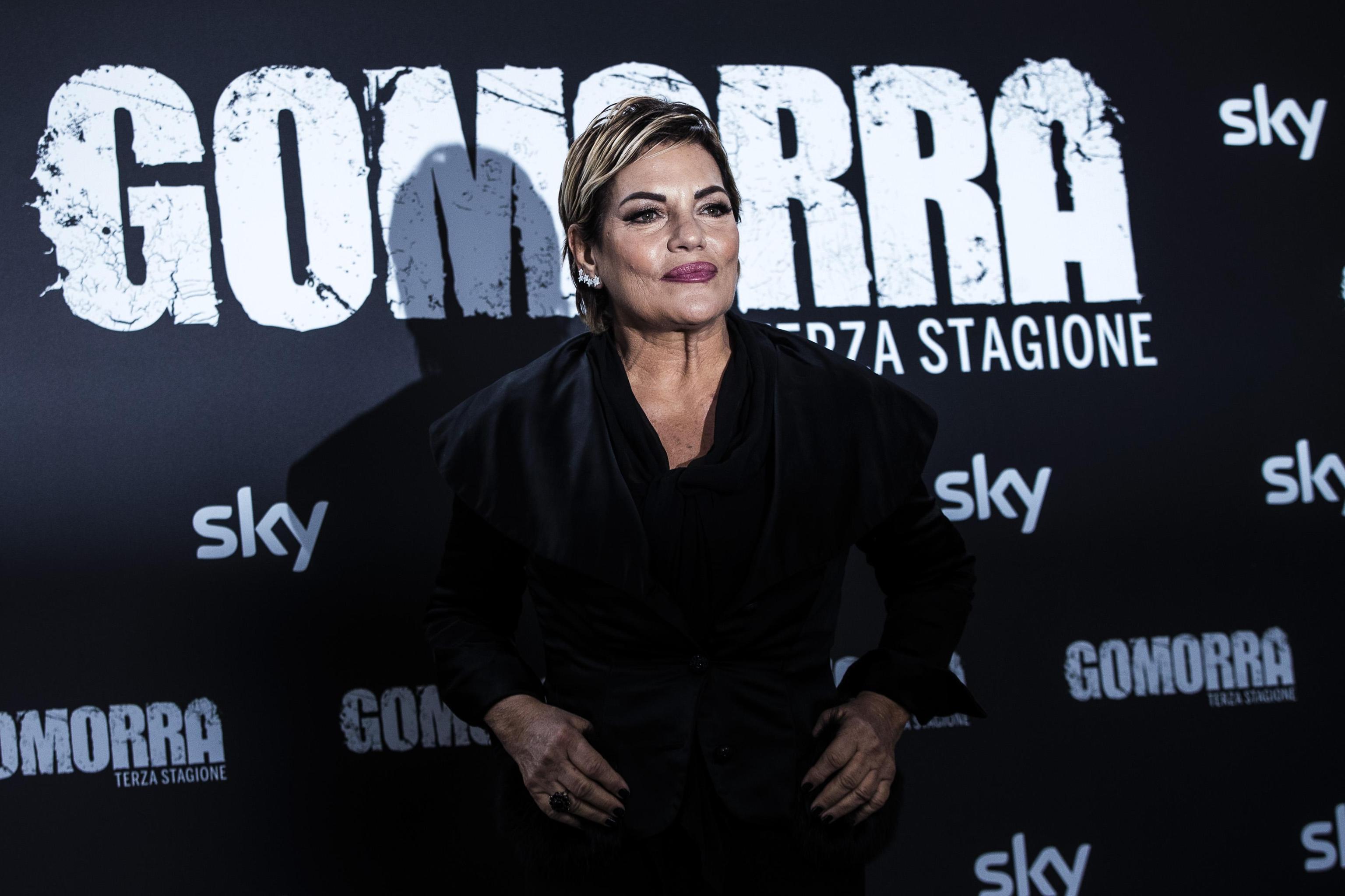 Gomorra 3, la confessione di Cristina Donadio-Scianel: 'Ho avuto un tumore al seno'