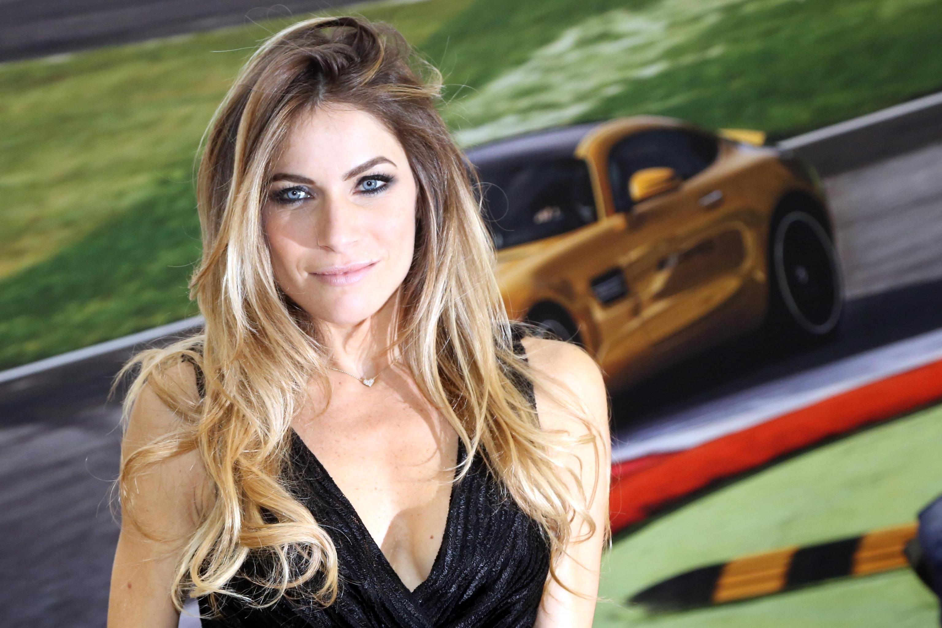 Eleonora Pedron sulla rottura tra Max Biaggi e Bianca Atzei: 'Io non c'entro'