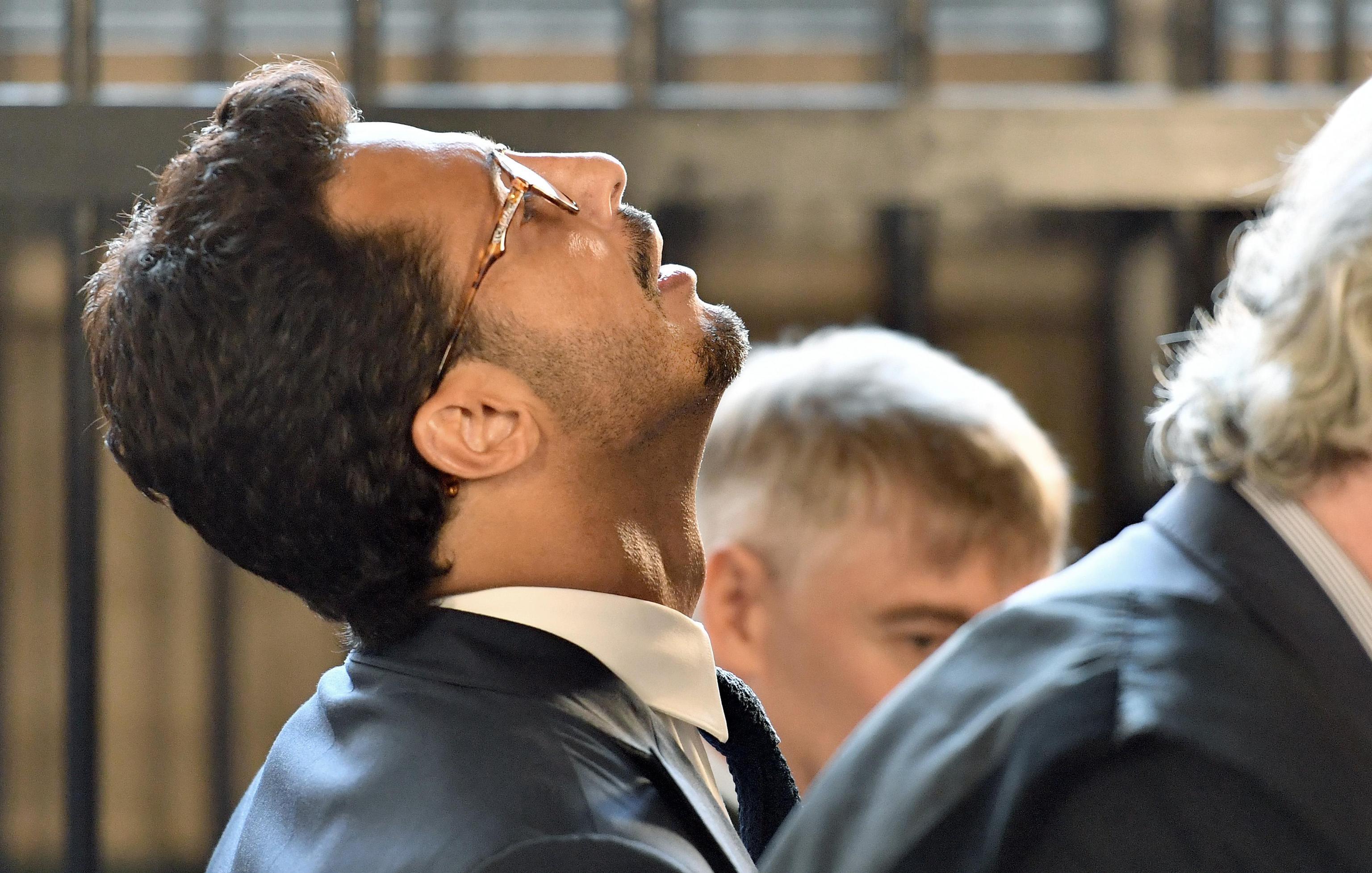 Fabrizio Corona: malore in carcere e giornata in ospedale