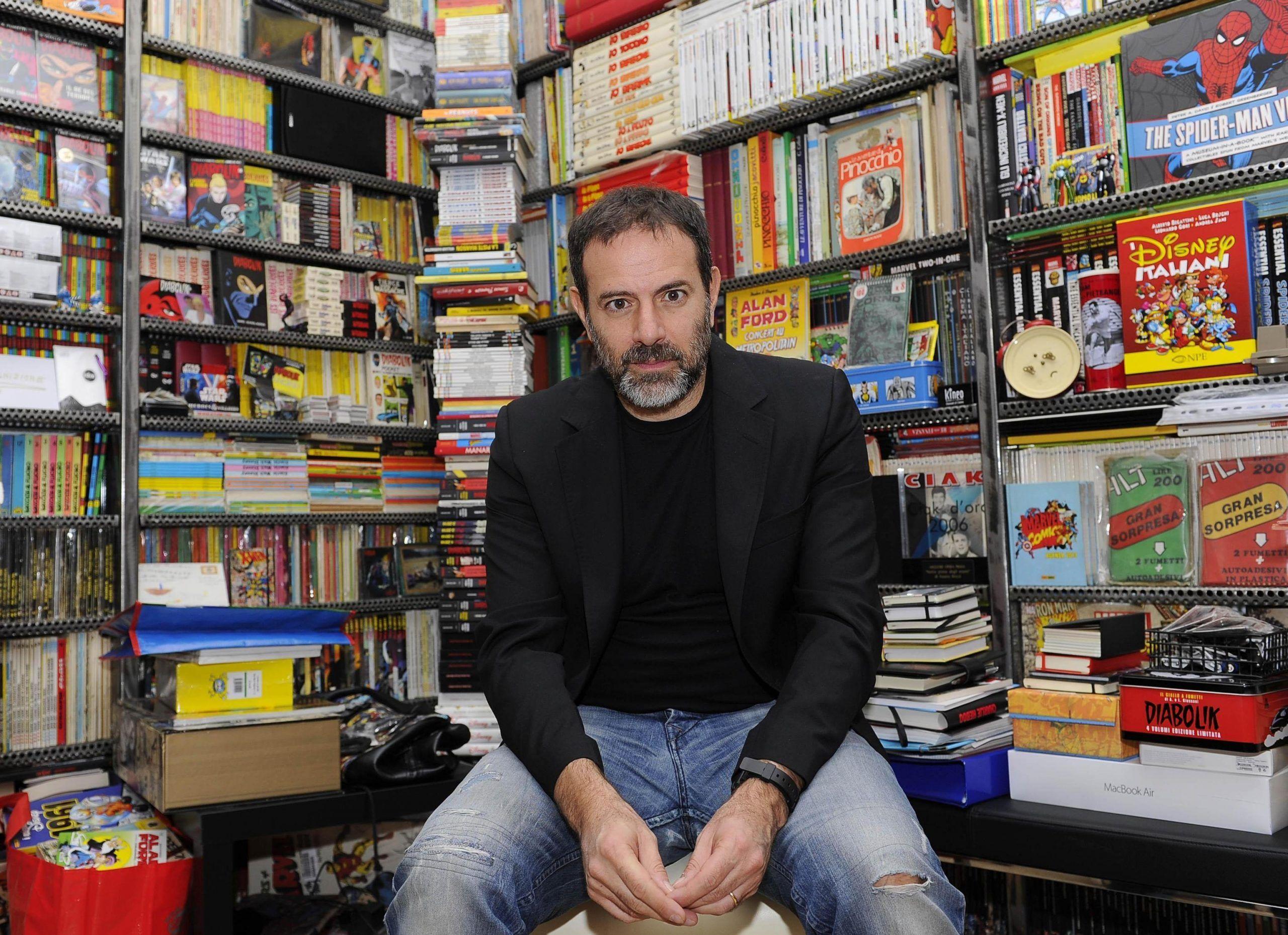 Fausto Brizzi presenta nuovo libro