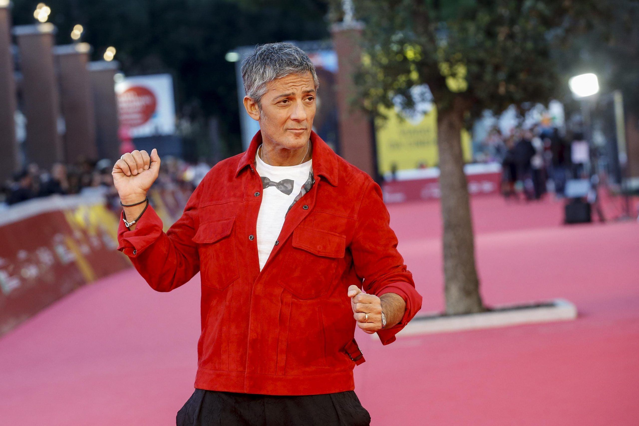 Fiorello al Roma Film Festival