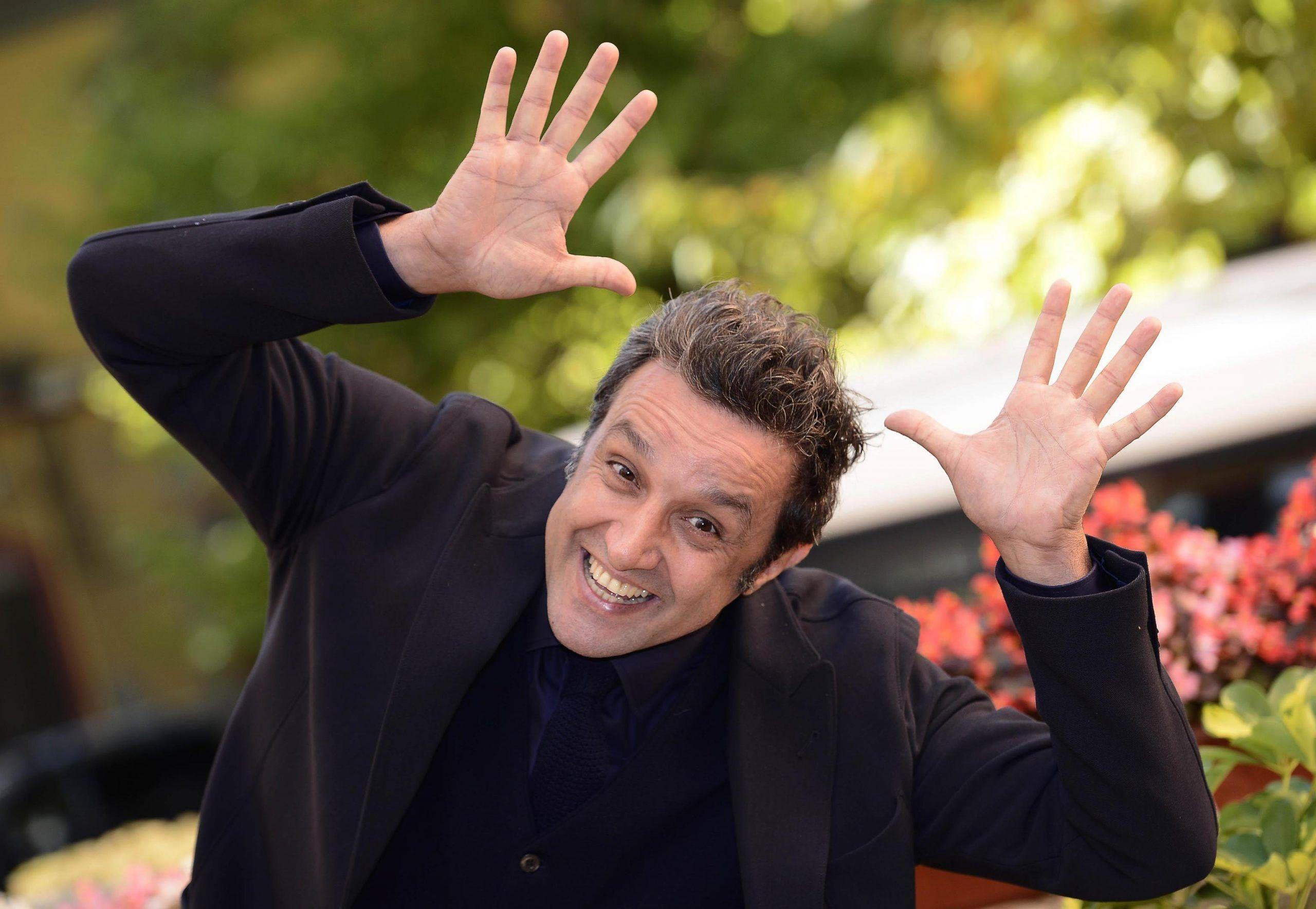 Rocchetta chiede a Flavio Insinna due milioni di euro di danni per i fuorionda