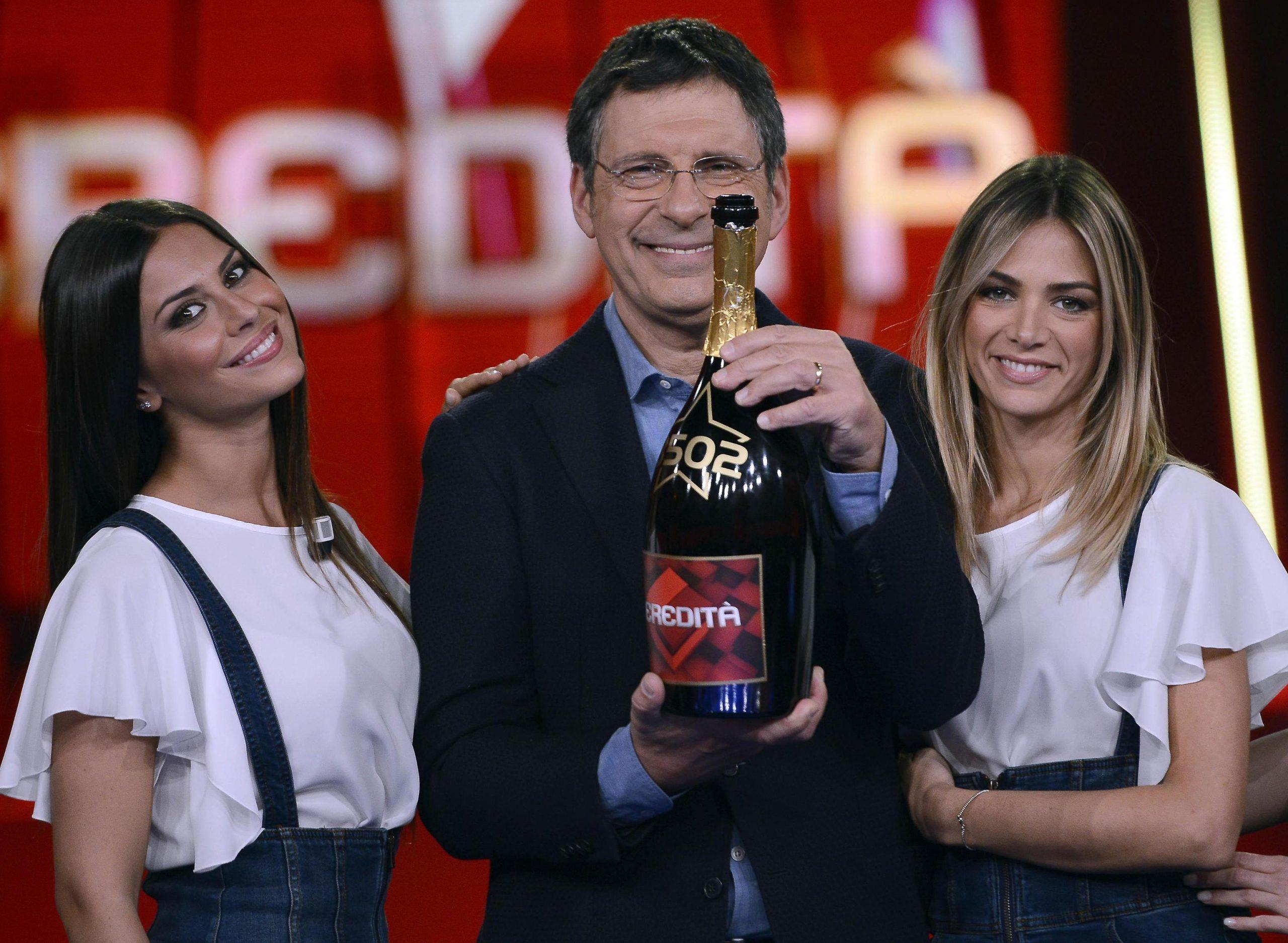 TV: Rai 1; L'Eredita' Fabrizio Frizzi