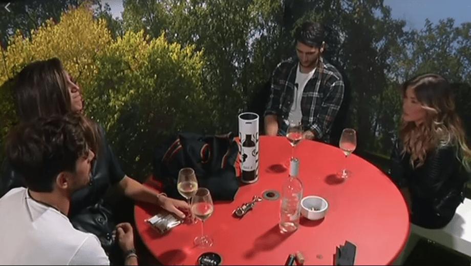 GF VIP 2, bacio tra Aida Yespica e Jeremias Rodriguez? Colpa del sushi e del vino